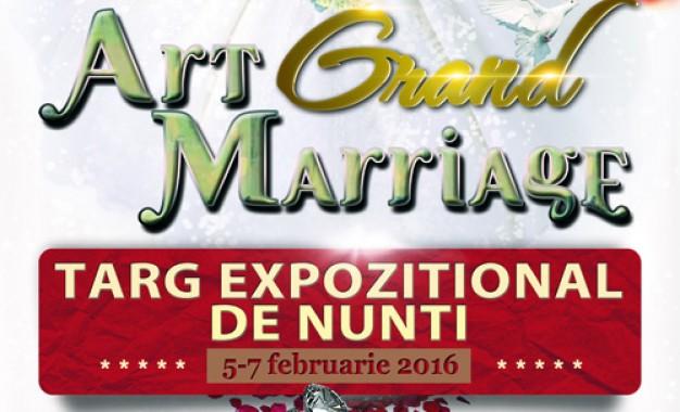"""Târgul de nunți """"Art Grande Marriage"""", la Satu Mare"""