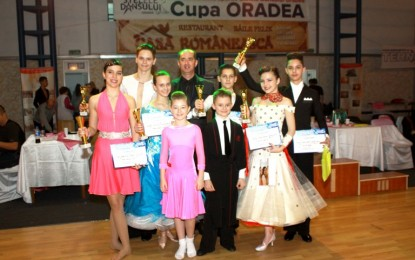 Start bun de an pentru Royal Dance Club