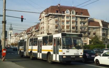 Taxă specială pentru cumpărarea de autobuze. Cum vrea Emil Boc să modernizeze parcul auto al Clujului