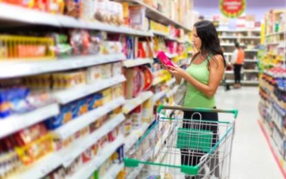 Produsele alimentare mai ieftine fata de anul trecut