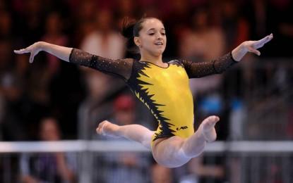 Larisa Iordache, medalie de aur la Cupa Mondială la gimnastică de la Glasgow