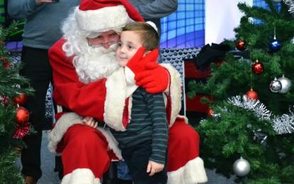 Interviu cu Moş Crăciun (VIDEO)