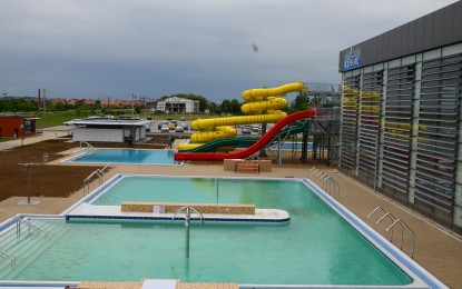 ZUMBA LA AQUAPARK (VIDEO)