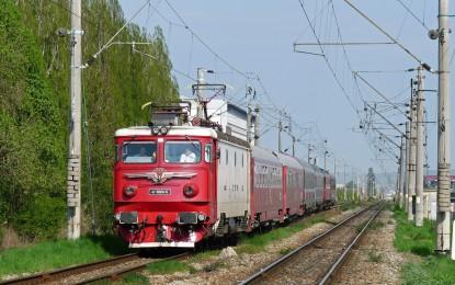 Călătorii cu trenul mai ieftine spre Occident