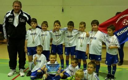 FC Kinder, pe doi la Cupa Liviu Antal (VIDEO)