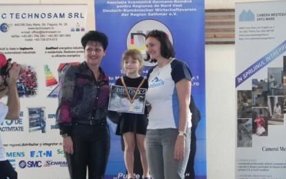 Peste 60 de copii prezenți la primul concurs de înot din istoria Sătmarului (VIDEO)