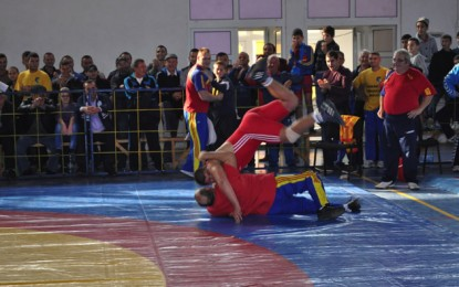 Leinard Berei, sportivul anului la CSSatu Mare-Cetate Ardud (VIDEO)