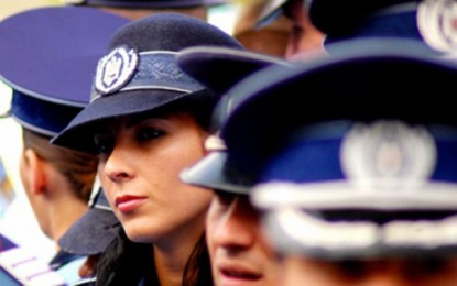 Noii poliţişti