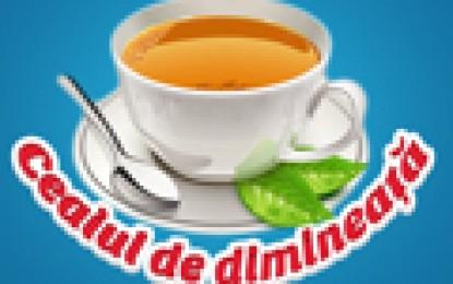 Ceaiul de dimineaţă 10.03.2014