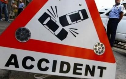 Motociclist accidentat grav pe Bulevardul Cloşca