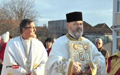 Hram teologic la Liceul Ortodox