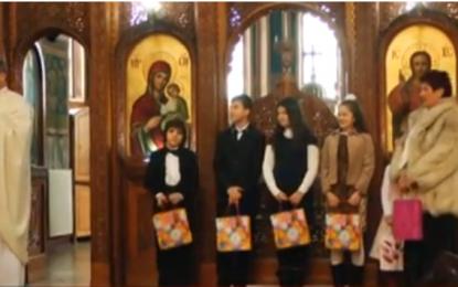 """""""VIN ÎNGERII!"""" la Biserica Greco-Catolică """"Sf. Arhangheli Mihail şi Gavril"""""""
