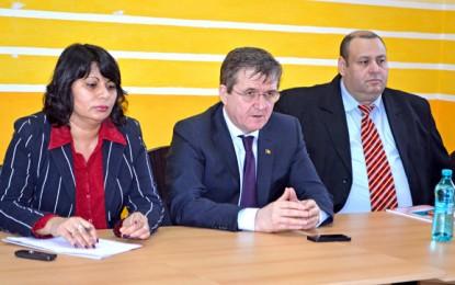 COMUNITATILE DE RROMI MERG PE MÂNA PSD-ului LA ALEGERI