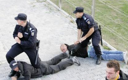 LINIŞTIŢI DE JANDARMI ŞI POLIŢIŞTI
