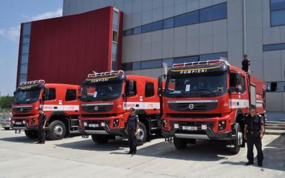 Pompierii salajeni in competitie