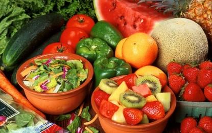 Care sunt legumele şi fructele cu cele mai multe pesticide