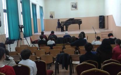 Pianiştii sătmăreni au obţinut două locuri II la Zalău