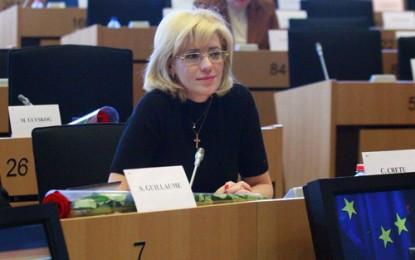 Corina Cretu, europarlamentarul solidar