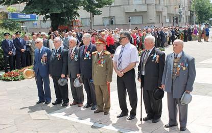 Ziua Eroilor, marcată solemn la Satu Mare