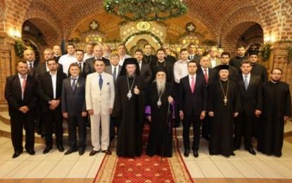Deputatul Octavian Petric a fost ales în Adunarea Naţională Bisericească