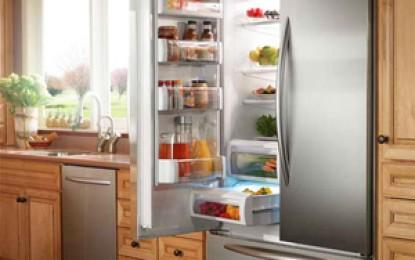 Cum aranjăm corect mâncarea în frigider?
