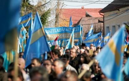 REACŢII ale politicienilor români după prezentarea oficială a proiectului privind autonomia Ţinutului Secuiesc
