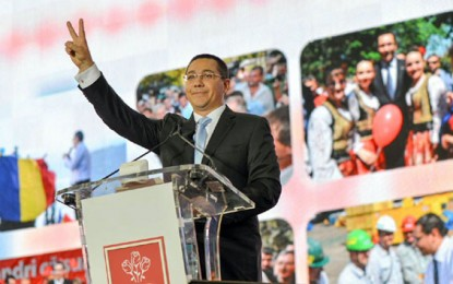 Solidaritate cu Victor Ponta