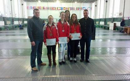 Argint şi două medalii de bronz în prima zi pentruSatu Mare