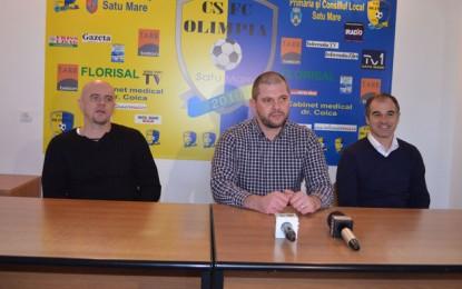 Dacian Nastai, noul şef al centrului de copii şi juniori de la Olimpia