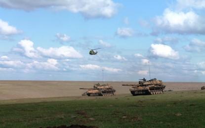 Aproximativ 1.700 de militari participă până la sfârşitul lui iunie la un exerciţiu NATO în Ungaria