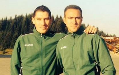 Final de curs pentru Istvan Kovacs şi Ovidiu Mazilu
