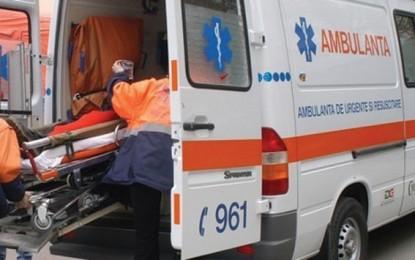 Bebeluș mort în condiții suspecte