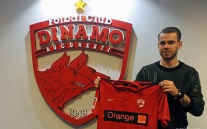 Eric Bicfalvi a semnat cu Dinamo