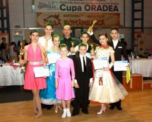 Start bun de an pentru Royal Dance Club