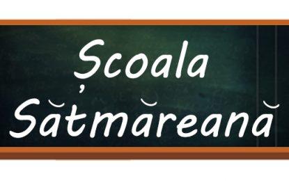 Scoala satmareana 03.05.2019