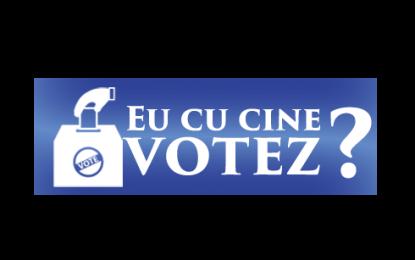 Eu cu cine votez 17.05.2019