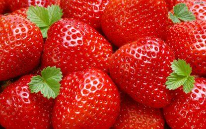 Căpşunile, pline de vitamine şi minerale. Ce beneficii au aromatele fructe