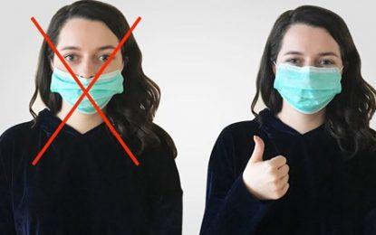 Cine NU trebuie să poarte mască de protecție